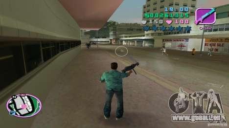 Fotografieren mit einer Hand für GTA Vice City zweiten Screenshot
