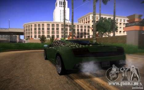 Mes paramètres ENB v2 pour GTA San Andreas deuxième écran