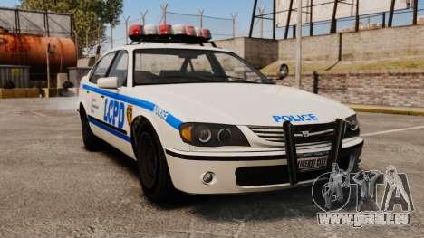 Nouvelle patrouille de Police pour GTA 4