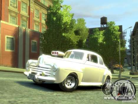 Ford Super Deluxe 1948 pour GTA 4