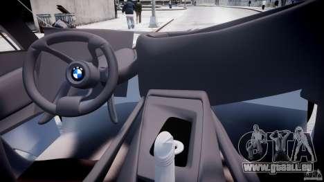 BMW Vision Efficient Dynamics v1.1 für GTA 4 rechte Ansicht