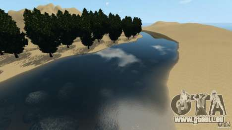 GTA IV sandzzz für GTA 4 Sekunden Bildschirm