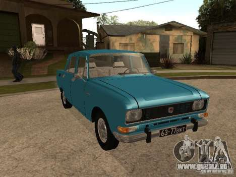 AZLK 2140 v2 für GTA San Andreas