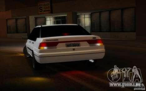 Ford Versailles 1992 für GTA San Andreas Rückansicht