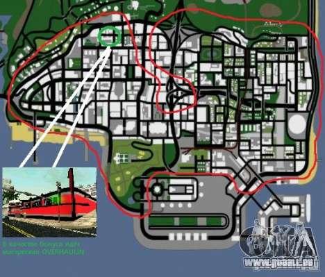 Neue Texturen von Los Santos für GTA San Andreas sechsten Screenshot