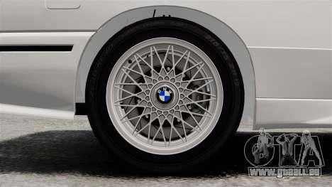 BMW M3 E30 v2.0 pour GTA 4 est un côté