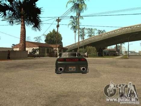 Mitsubishi Eclipse für GTA San Andreas rechten Ansicht