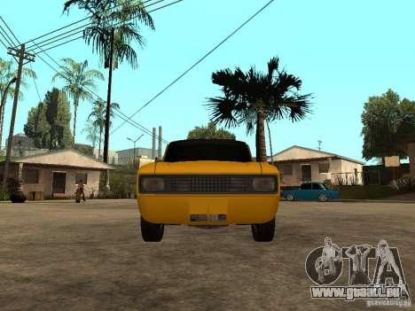 AZLK 427 LT pour GTA San Andreas laissé vue