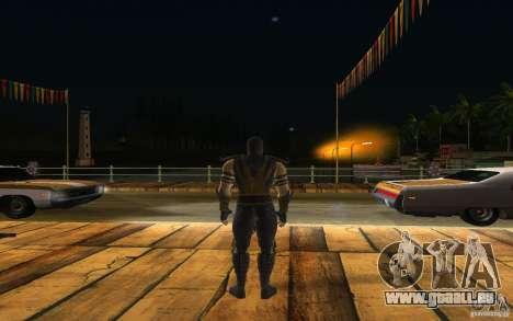 Scorpion v2.2 MK 9 für GTA San Andreas dritten Screenshot