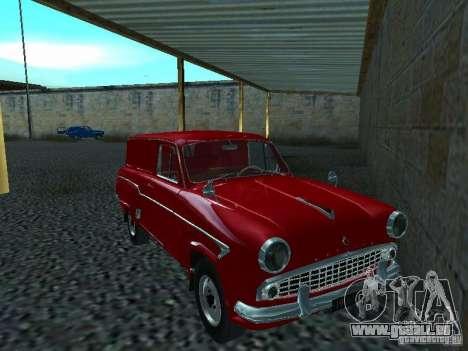 Moskvich 430 pour GTA San Andreas