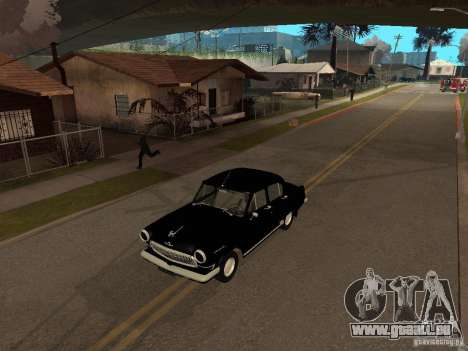 Volga 21 für GTA San Andreas linke Ansicht