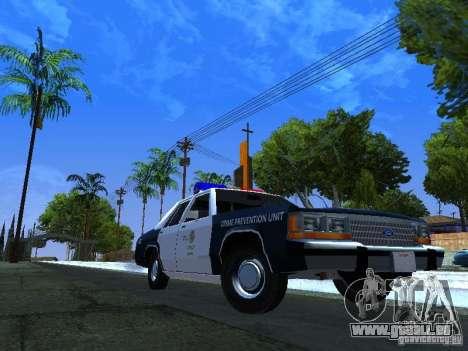 Ford Crown Victoria LTD 1992 LSPD für GTA San Andreas linke Ansicht
