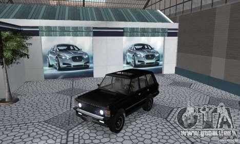 Range Rover County Classic 1990 für GTA San Andreas linke Ansicht