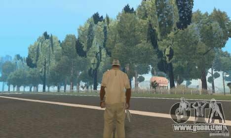 Base of CJ mod pour GTA San Andreas sixième écran