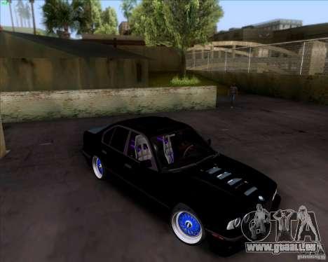 BMW 5-er E34 für GTA San Andreas