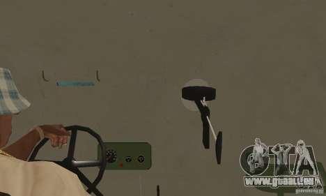 BTR BA-11 für GTA San Andreas rechten Ansicht