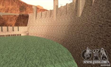 Die neue Talsperre für GTA San Andreas zweiten Screenshot