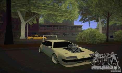 Delorean DMC-12 pour GTA San Andreas
