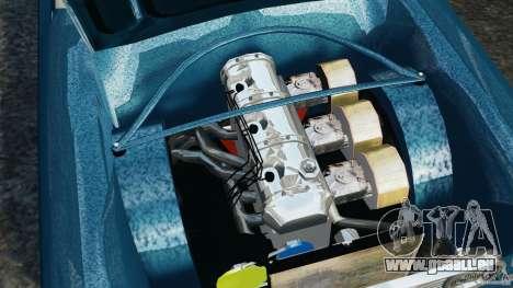 Renault Torino 380 W für GTA 4 Innenansicht