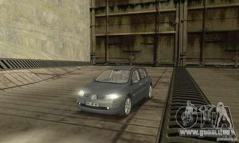 Renault Megane II 2005 pour GTA San Andreas