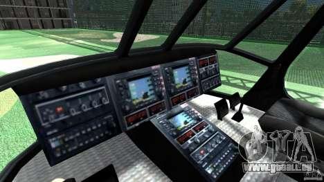 Liberty Sky-lift für GTA 4 rechte Ansicht