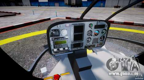 Eurocopter 130 B4 für GTA 4 rechte Ansicht