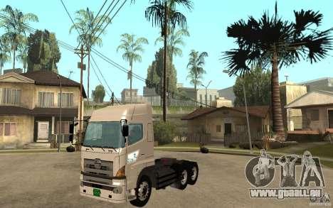 Hino 700 Series für GTA San Andreas