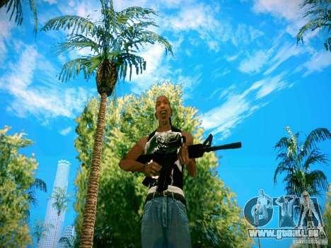 Armes Pack HD pour GTA San Andreas