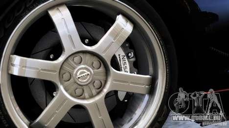 Nissan GT-R R35 SpecV 2010 für GTA 4 hinten links Ansicht