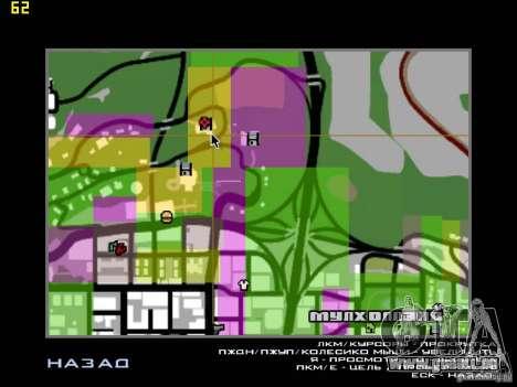 Miami House für GTA San Andreas fünften Screenshot