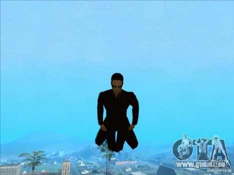 Matrix Skin Pack pour GTA San Andreas onzième écran