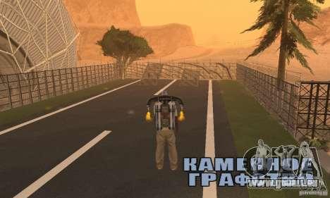 New CJs Airport für GTA San Andreas fünften Screenshot