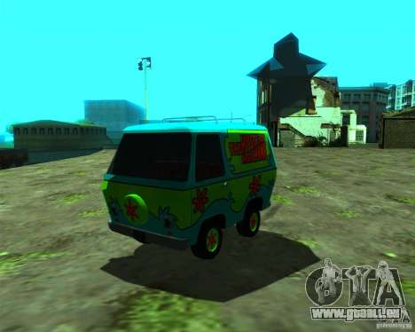 Mystery Machine pour GTA San Andreas