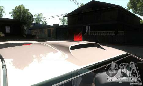 Toyota Celica-SS2 Tuning v1.1 pour GTA San Andreas vue de côté