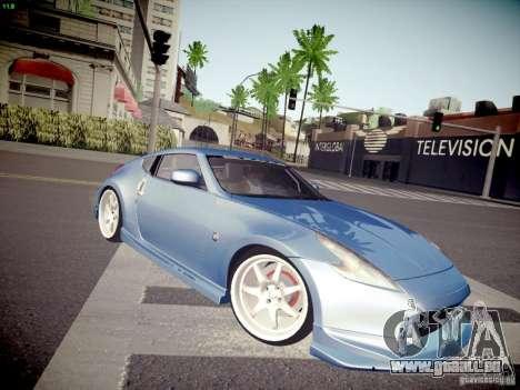 Nissan 370Z Fatlace pour GTA San Andreas