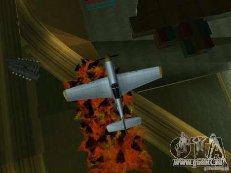 Bombes pour avions pour GTA San Andreas quatrième écran