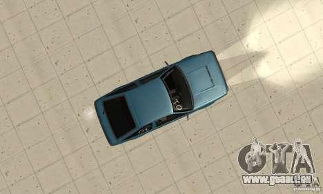 Toyota Sprinter pour GTA San Andreas vue de droite
