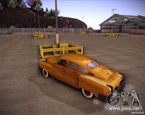 Walker Rocket für GTA San Andreas zurück linke Ansicht