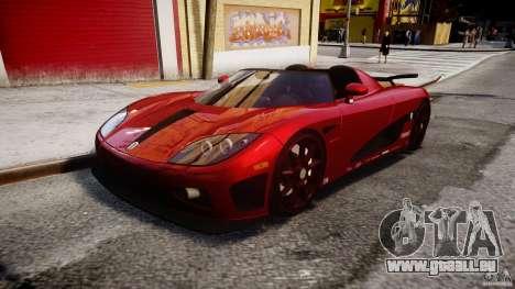 Koenigsegg CCXR Edition für GTA 4