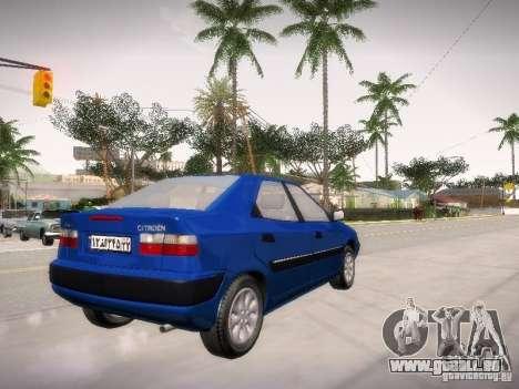 Citroën Xantia für GTA San Andreas rechten Ansicht