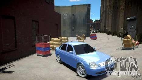 Lada Priora Light Tuning für GTA 4