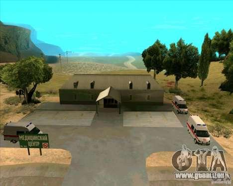 Priparkovanyj Transport V 3,0-Final für GTA San Andreas