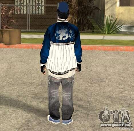 Compton Crips pour GTA San Andreas deuxième écran