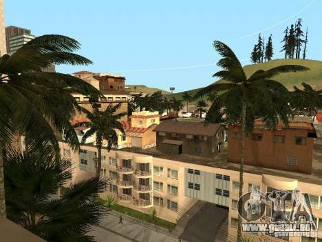 Maps for parkour für GTA San Andreas