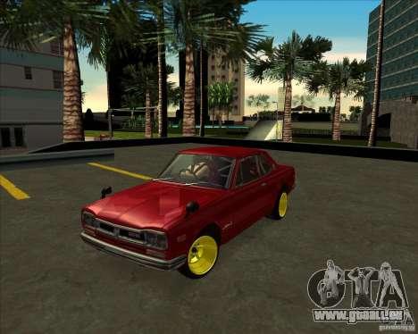 Nissan Skyline GTR 2000 für GTA San Andreas