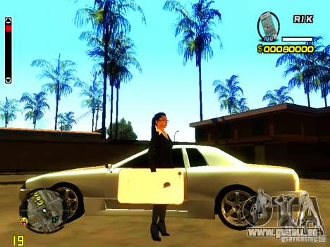 IPhone Granate v1 für GTA San Andreas zweiten Screenshot