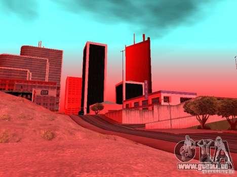Weather manager pour GTA San Andreas onzième écran