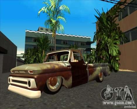Chevrolet C10 Rat Rod pour GTA San Andreas