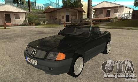 Mercedes SL-class 1995 für GTA San Andreas