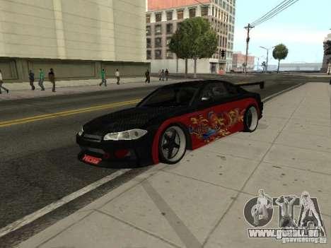 Nissan S15 vDragon für GTA San Andreas